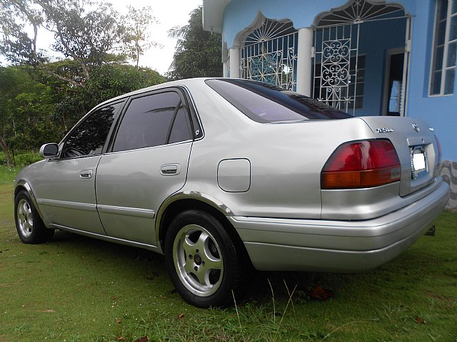 1996 toyota corolla 110 for sale in st. james, jamaica | autoads