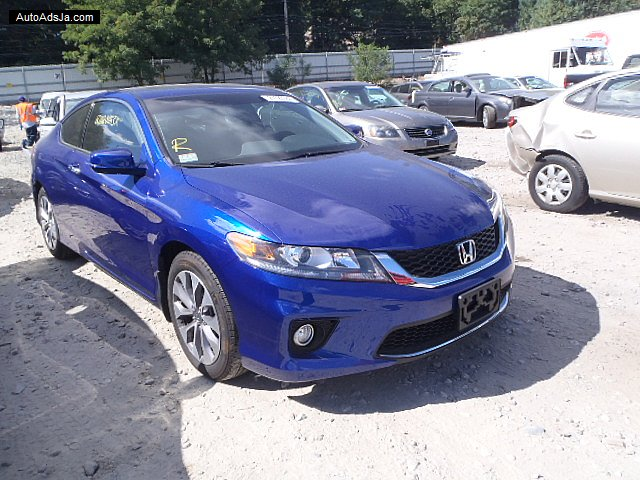 2013 Honda Accord Coupe for sale in Kingston / St. Andrew ...