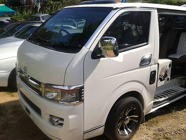 62cad73039 2006 Toyota Hiace for sale in Manchester