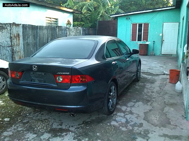 honda accord cl  sale  kingston st andrew jamaica autoads jamaica