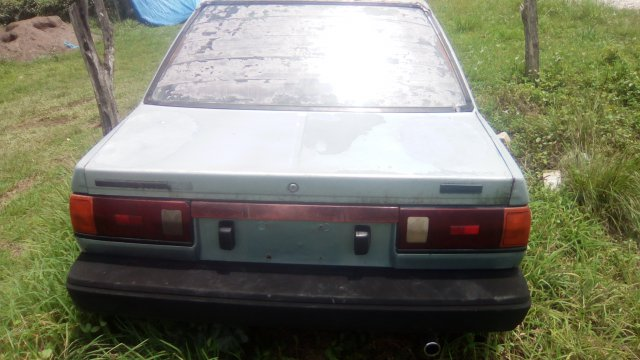 1989 Nissan Sentra For Sale In Trelawny Jamaica Autoadsja Com