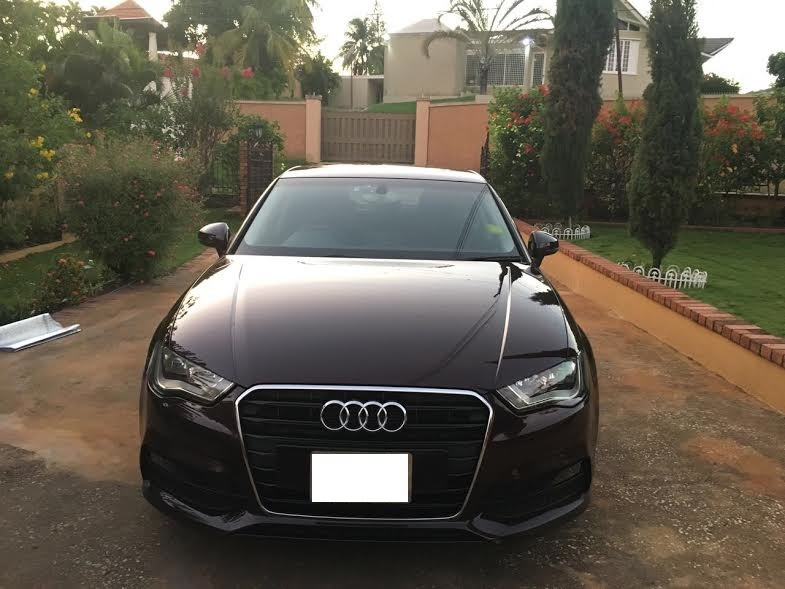 2015 Audi A3 SLINE for sale in Kingston / St. Andrew, Jamaica ...
