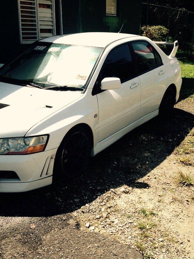 2002 Mitsubishi evo 7 for sale in St. Ann, Jamaica ...