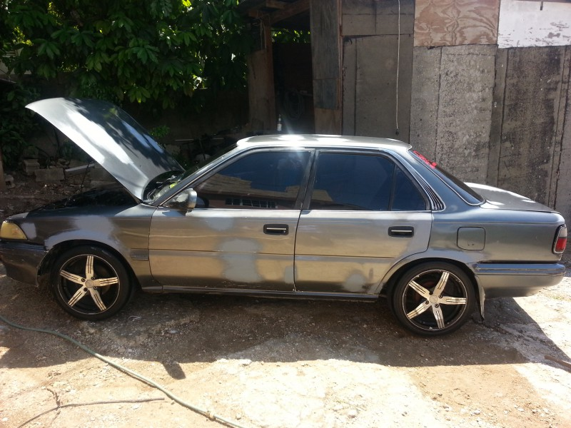 1989 Toyota old school for sale in St. James, Jamaica | AutoAds ...