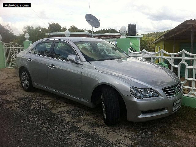 Autoadsja Cars For Sale In Jamaica: 2008 Toyota Mark X For Sale In Jamaica