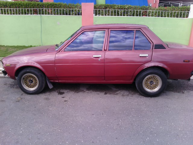 Autoadsja Cars For Sale In Jamaica: 1980 Toyota Carolla DX For Sale In Jamaica