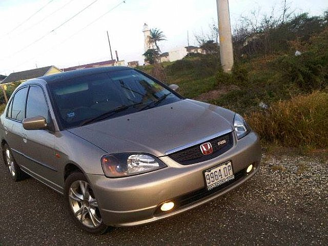 Autoadsja Cars For Sale In Jamaica: 2001 Honda Civic For Sale In Kingston / St. Andrew