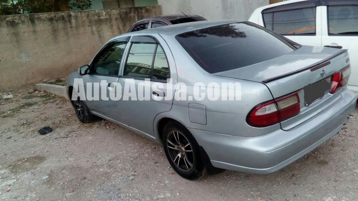 1997 Nissan Pulsar For Sale In Kingston St Andrew Jamaica
