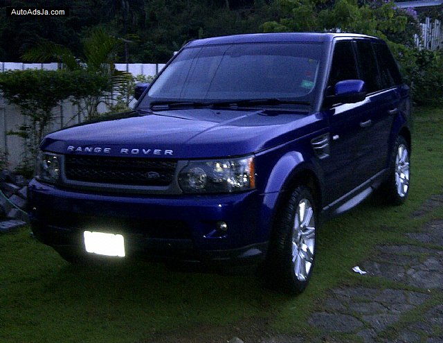 Range Rover For Sale In Jamaica >> 2010 Land Rover Range Rover Sport Hse For Sale In Kingston St