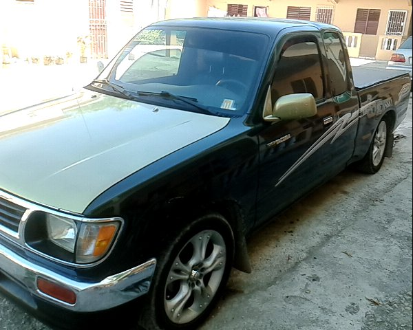 2013 Toyota Tacoma For Sale >> 1996 Toyota Tacoma for sale in St. Ann, Jamaica | AutoAds ...