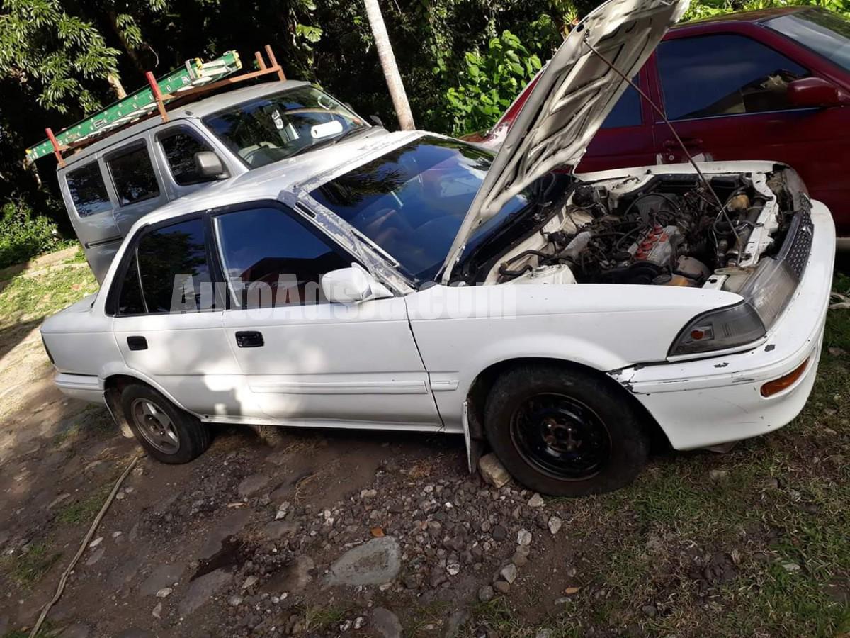 Toyota 91 Flatty For Sale In Jamaica: 1991 Toyota Flatty For Sale In St. Mary, Jamaica