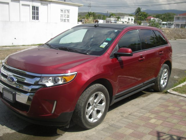 Ford Edge For Sale In Kingston St Andrew Jamaica Autoads Jamaica