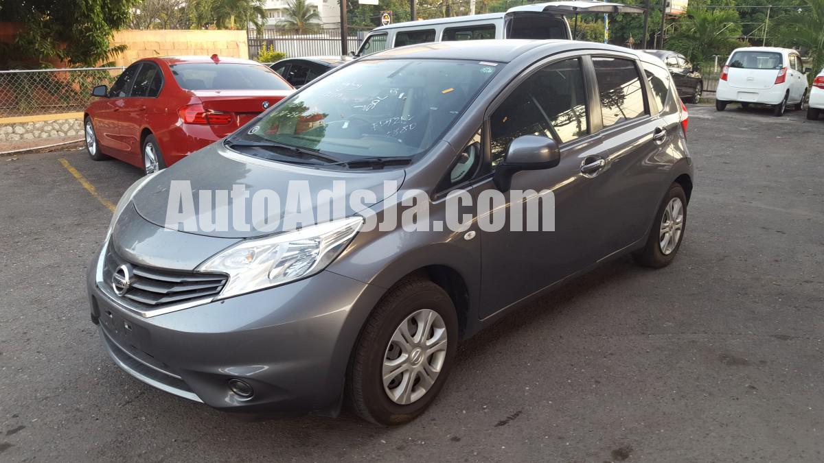 2014 Nissan Note For Sale In Kingston St Andrew