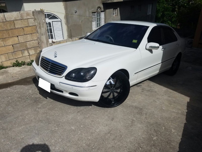 2002 mercedes benz s280 for sale in kingston st andrew for Mercedes benz s280 for sale
