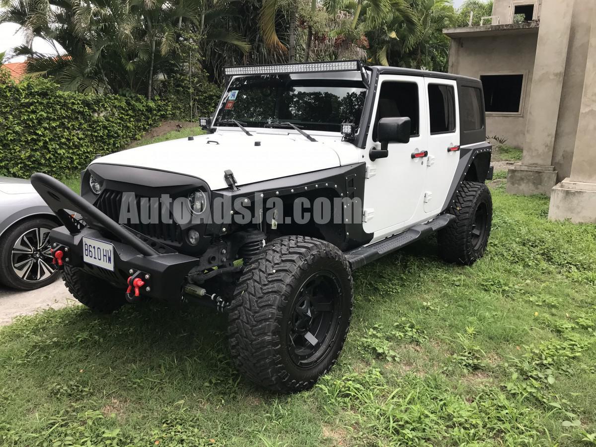 2016 Jeep Wrangler Sahara For Sale In Kingston St