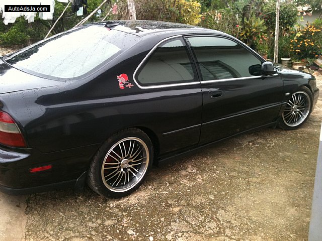 1995 Honda accord for sale in Manchester Jamaica  AutoAds Jamaica
