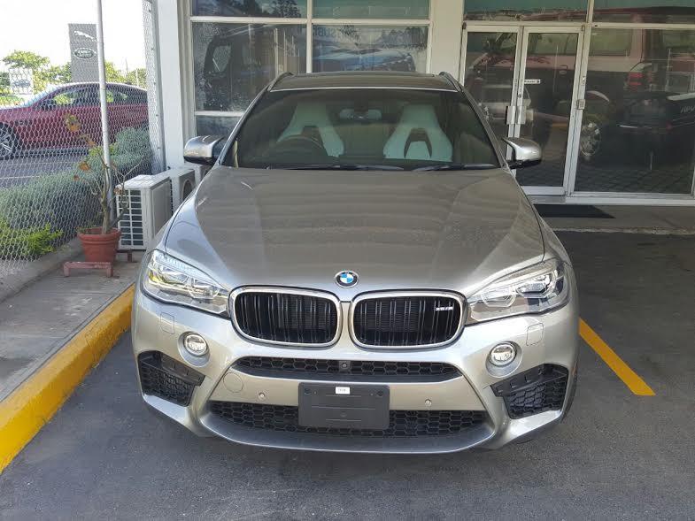2016 Bmw X6 M For Sale In Jamaica Autoadsja Com