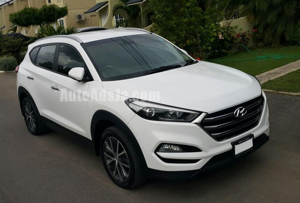 2016 Hyundai Tucson For Sale In Kingston St Andrew