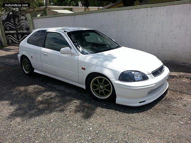 1998 Honda Civic For Sale In Kingston St Andrew Jamaica