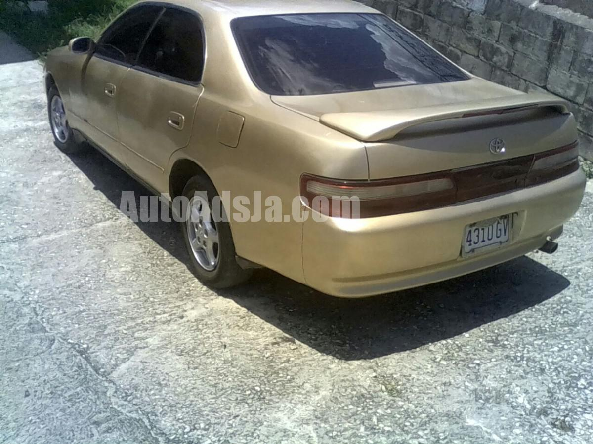 1996 Toyota Chaser Mark Ii For Sale In Manchester Jamaica