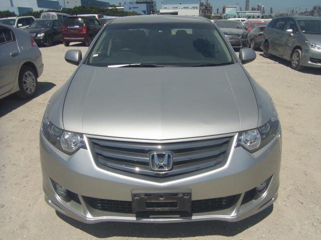 2009 Honda Accord Type S