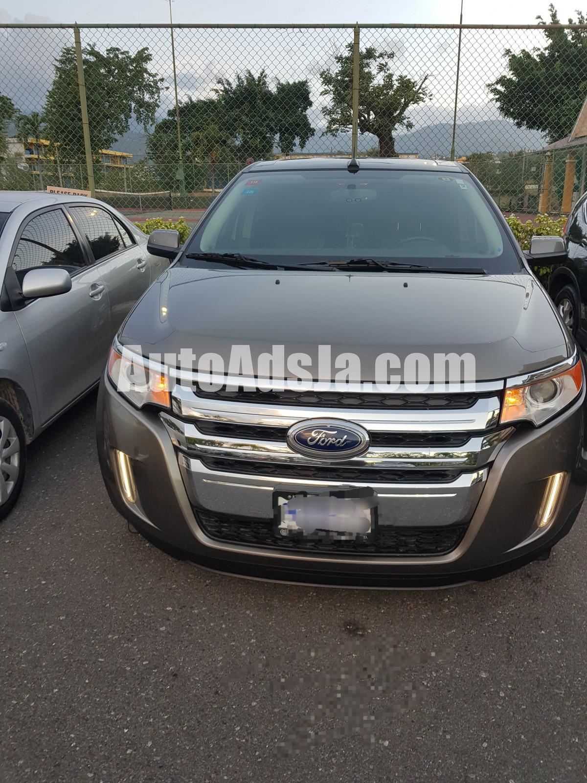 Ford Edge For Sale In Kingston St Andrew Jamaica