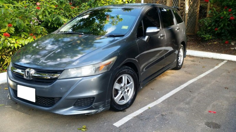 2010 Honda Stream For Sale In Kingston St Andrew Jamaica Autoads Jamaica