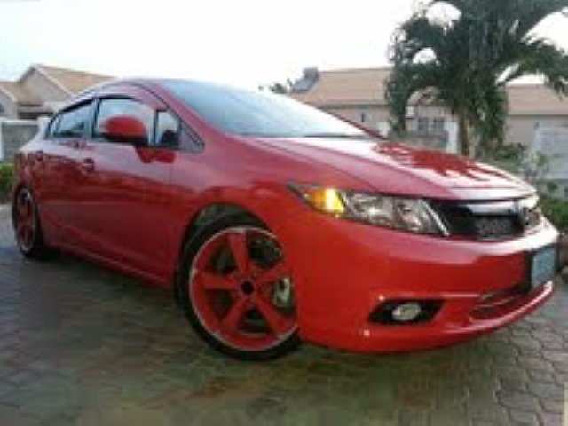 Honda Civic si For Sale in Jamaica 2012 Honda Civic si For Sale