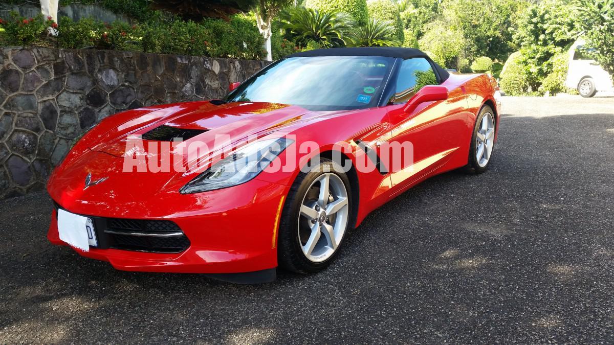 2014 Corvette Stingray For Sale >> 2014 Chevrolet Corvette Stingray For Sale In St Ann Jamaica Autoadsja Com