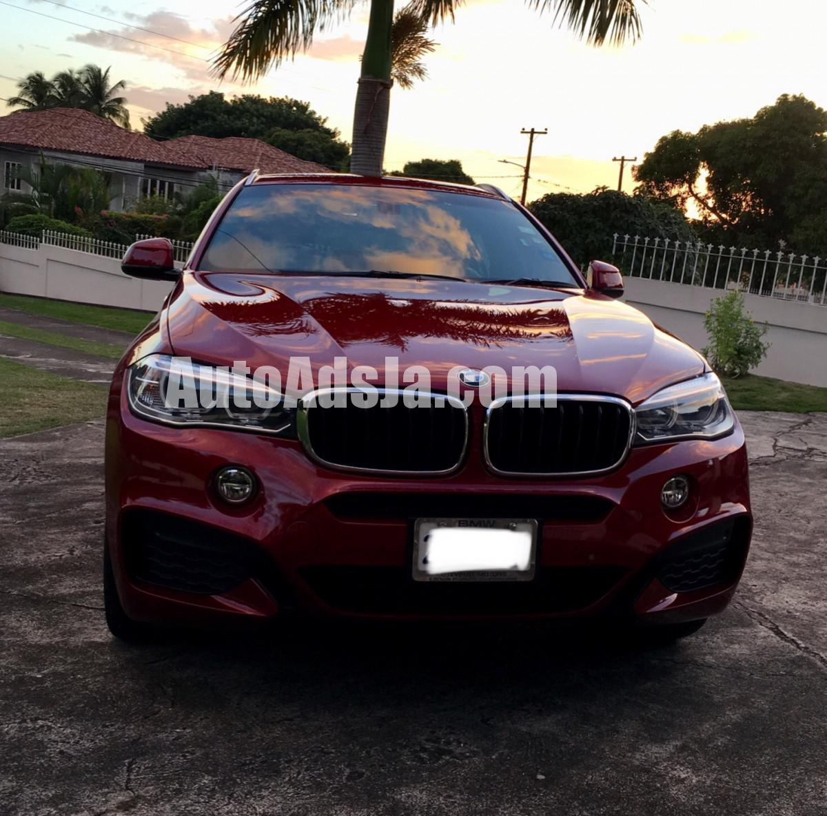 2016 BMW X6 XDrive 35i For Sale In Kingston / St. Andrew