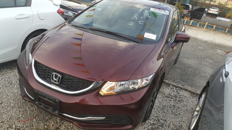 2014 honda civic ex for sale in kingston st andrew jamaica autoads jamaica. Black Bedroom Furniture Sets. Home Design Ideas