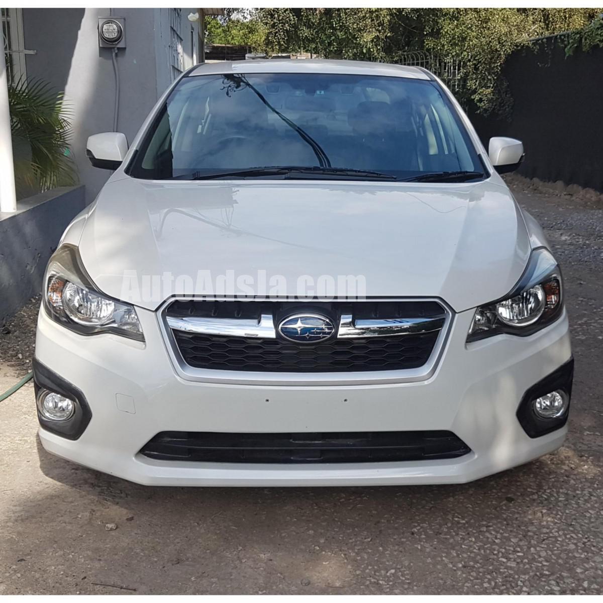 1993 Subaru Justy Transmission: 2013 Subaru G4 For Sale In Kingston / St. Andrew, Jamaica