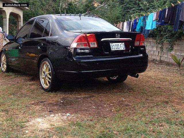2003 Honda Civic Vti For Sale In St Elizabeth Jamaica Autoadsja Com