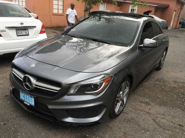 2014 Mercedes Benz Cla 250 for sale in Kingston / St  Andrew
