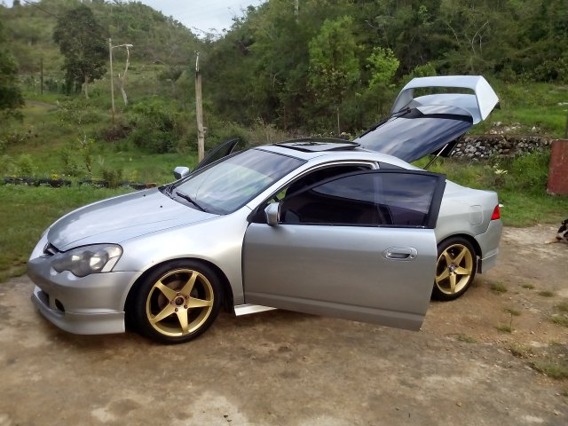 2002 acura rsx for sale in manchester jamaica autoads jamaica. Black Bedroom Furniture Sets. Home Design Ideas