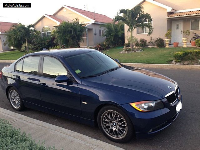 Autoadsja Cars For Sale In Jamaica: 2006 BMW 325i For Sale In Kingston / St. Andrew, Jamaica