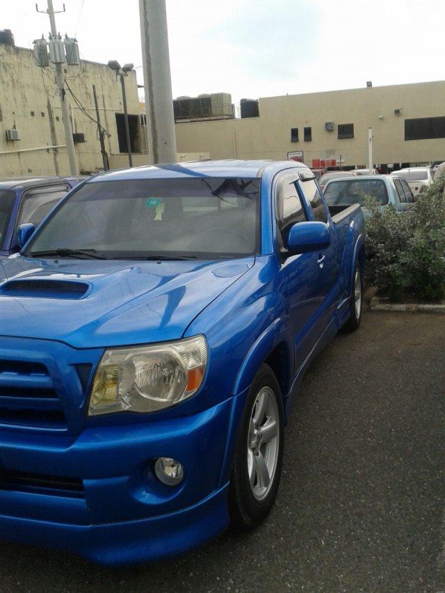 2007 Toyota Tacoma X Runner For Sale In Kingston St Andrew
