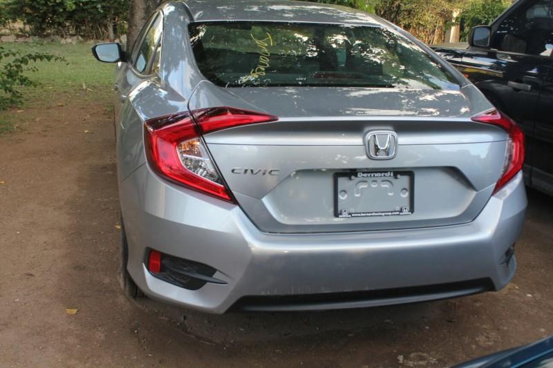 2016 Honda Civic Ex For Sale In Jamaica Autoads Jamaica
