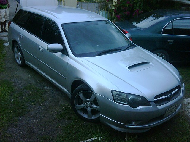 2003 Subaru Legacy for sale in Kingston  St Andrew Jamaica