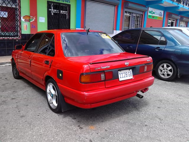 1991 Nissan Sunny B13 For Sale In St Elizabeth Jamaica