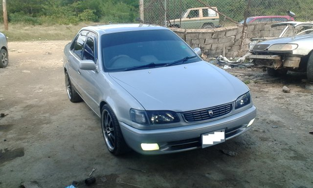 Cheap Toyota 110 For Sale In Jamaica: 2000 Toyota Corolla 110 For Sale In Westmoreland, Jamaica