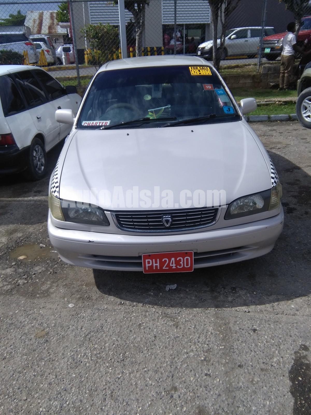 1999 Toyota 110 For Sale In Westmoreland Jamaica Autoadsja Com