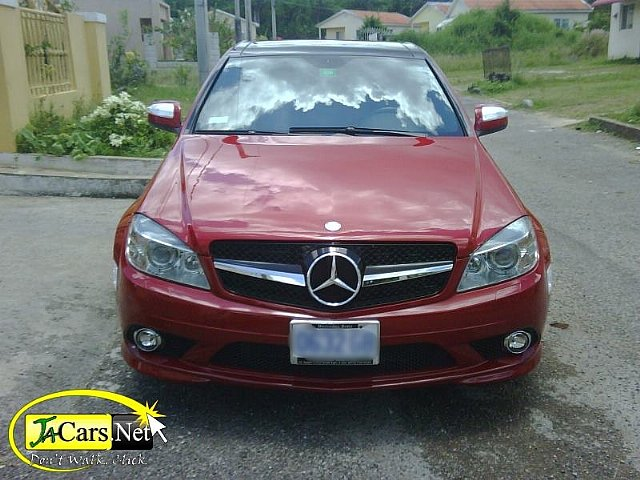 2008 mercedes benz c300 for sale in manchester jamaica for Mercedes benz jamaica