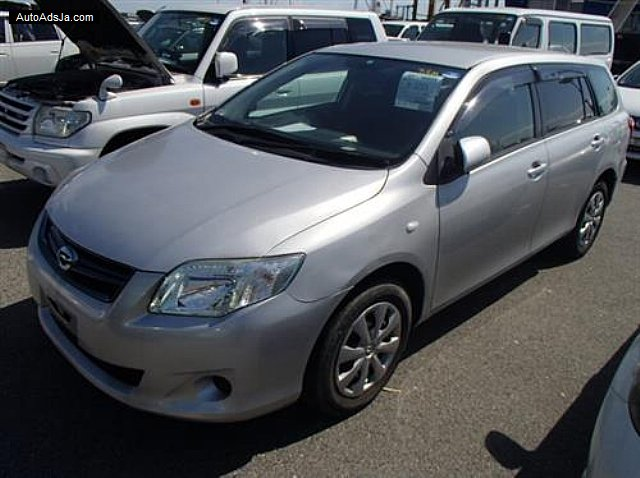 Used Toyota Corolla 2010 >> 2010 Toyota Corolla Fielder for sale in Kingston / St. Andrew, Jamaica | AutoAds Jamaica