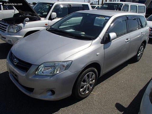 2010 Toyota Corolla Fielder for sale in Kingston / St ...