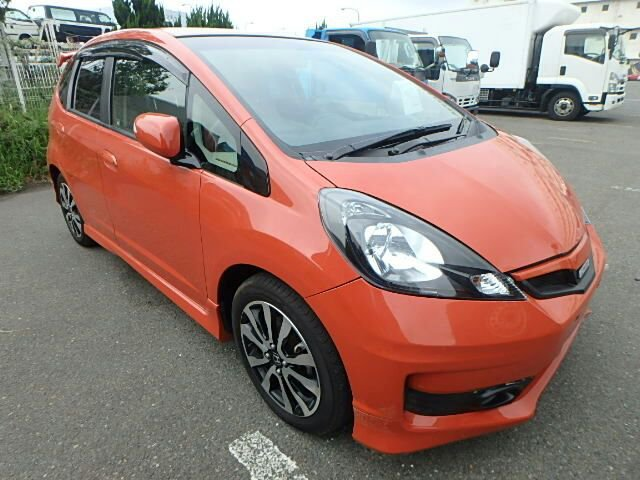 2012 honda fit rs for sale in kingston st andrew jamaica autoads jamaica. Black Bedroom Furniture Sets. Home Design Ideas