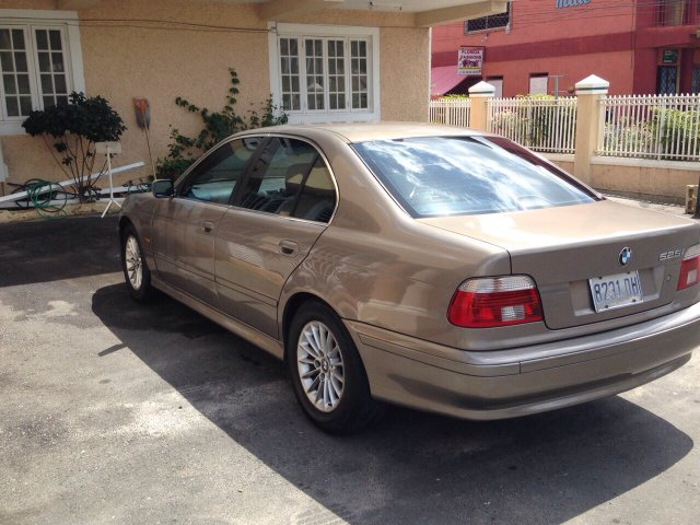 2002 Bmw 5 Series 525i For Sale In Westmoreland Jamaica Autoads Jamaica