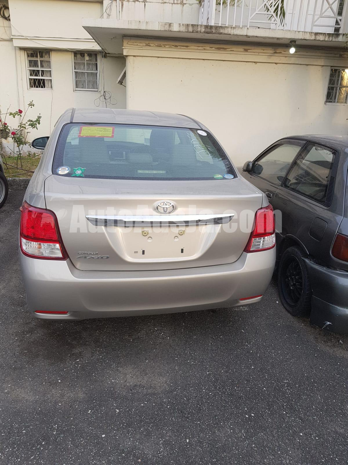 2013 Toyota Corolla Axio For Sale In Kingston St Andrew