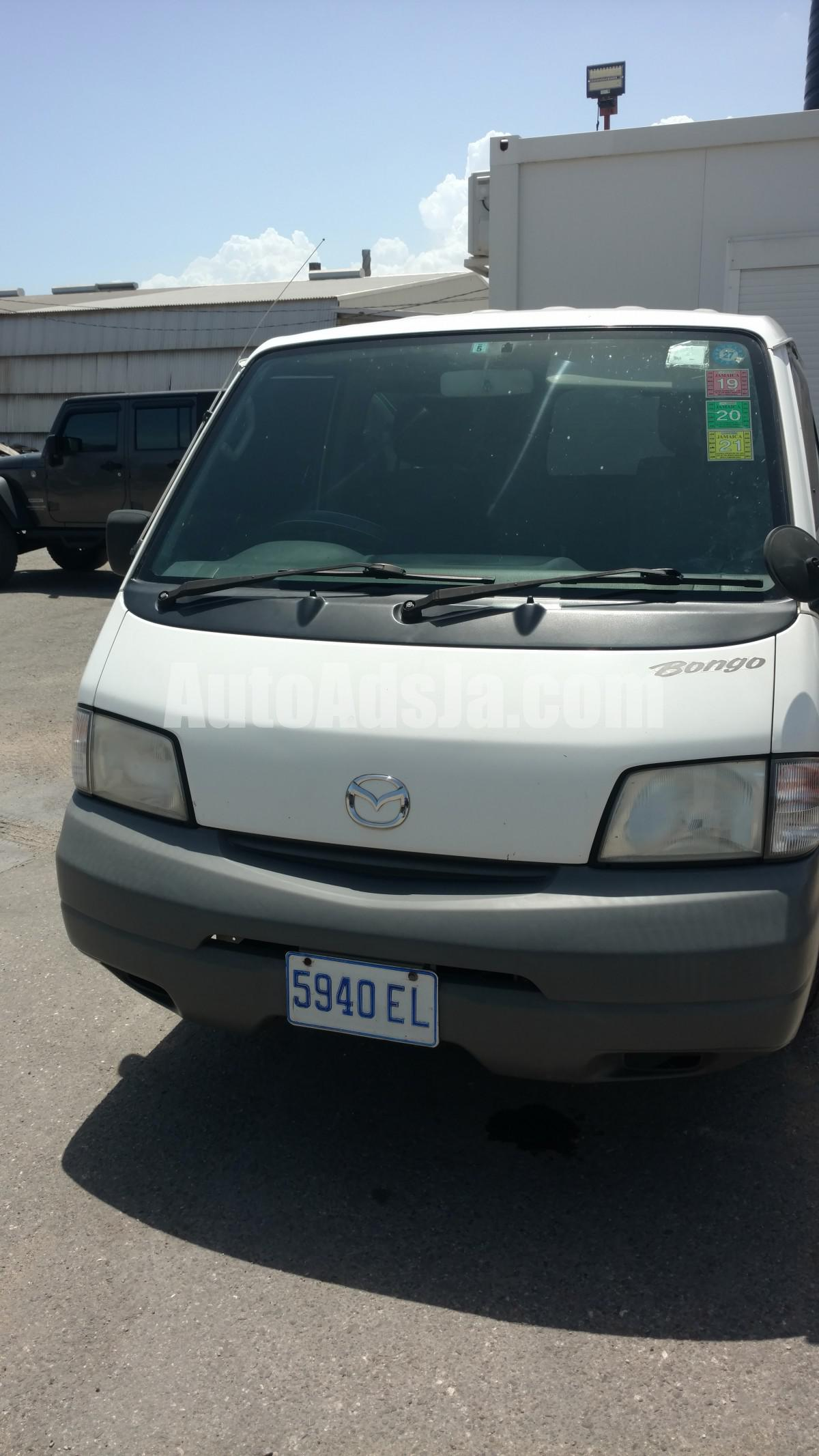 2009 Mazda Bongo Van for sale in Manchester, Jamaica ...