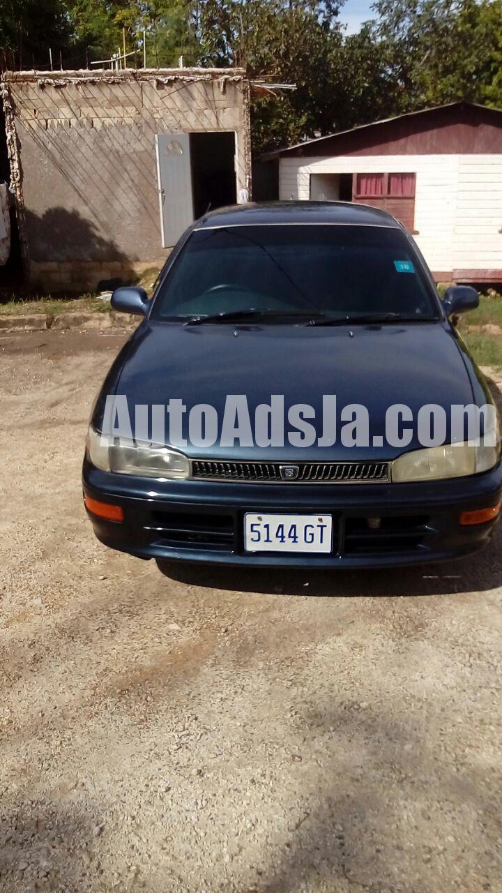 1995 Toyota Sprinter for sale in Jamaica   AutoAds Jamaica